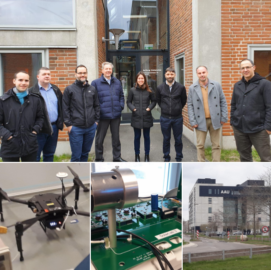 PAINLESS meeting in Aalborg – April 2019