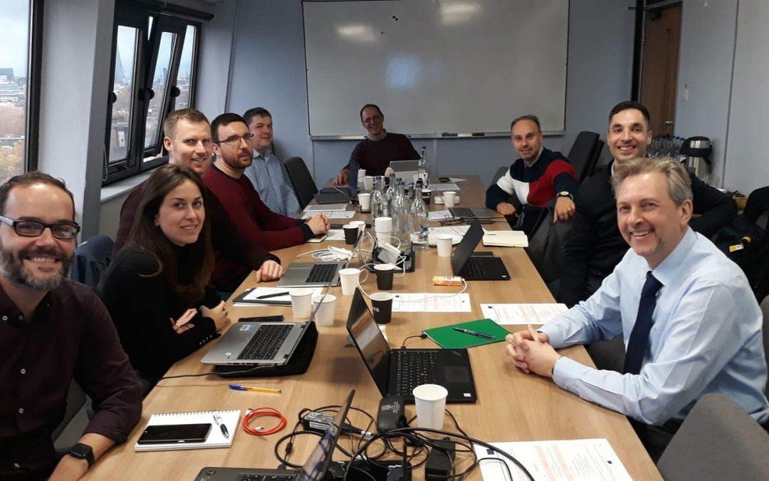 PAINLESS Steering Board meeting @ University College London
