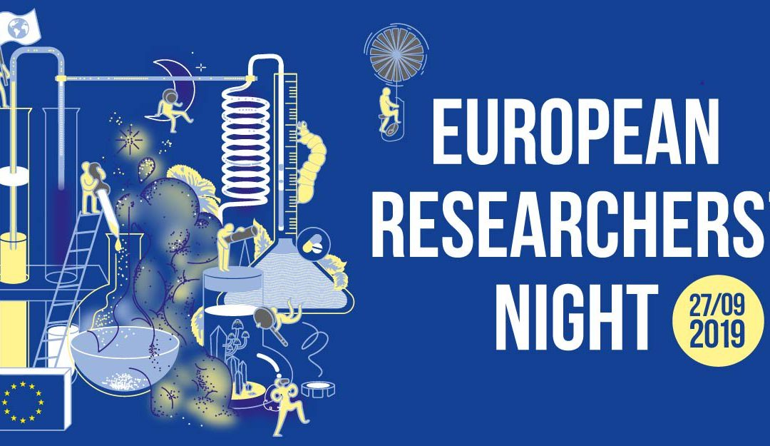 PAINLESS @ the European Researchers' Night 2019