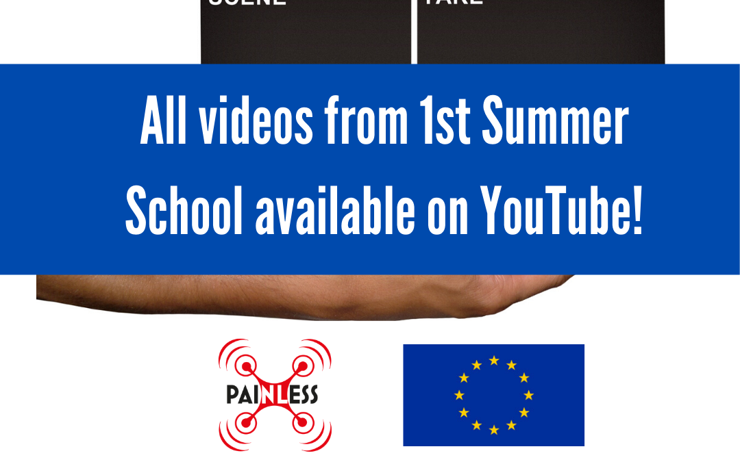 All videos from 1st Summer School available on YouTube